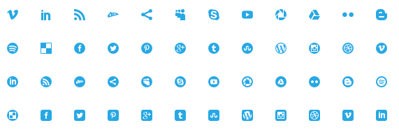 Best Free Icons for web