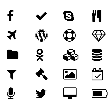 adobe muse icons